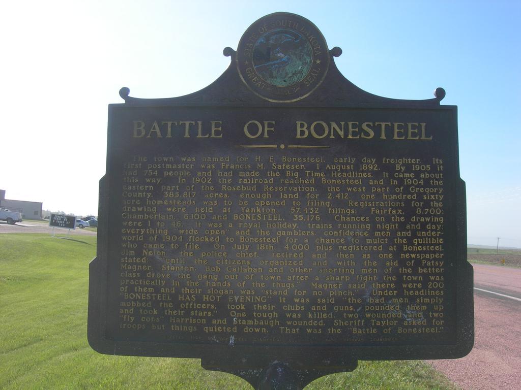 The Battle of Bonesteel