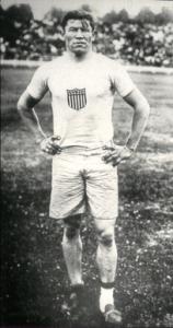 Jim Thorpe, 1912 Olympics