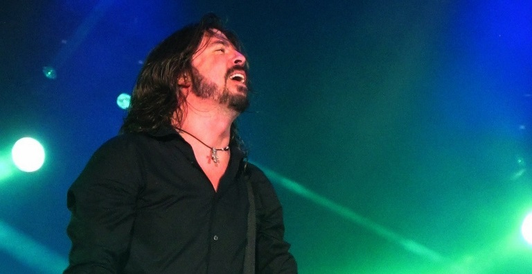 Dave Grohl on finding your voice