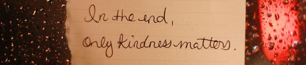 Kindness Header