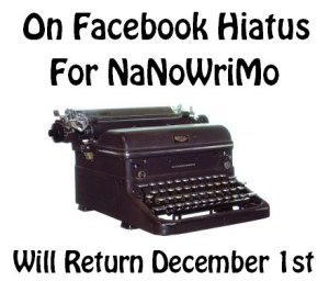 Facebook Hiatus