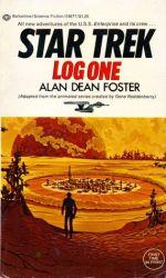 Star Trek, Animated Series novelizations, Alan Dean Foster
