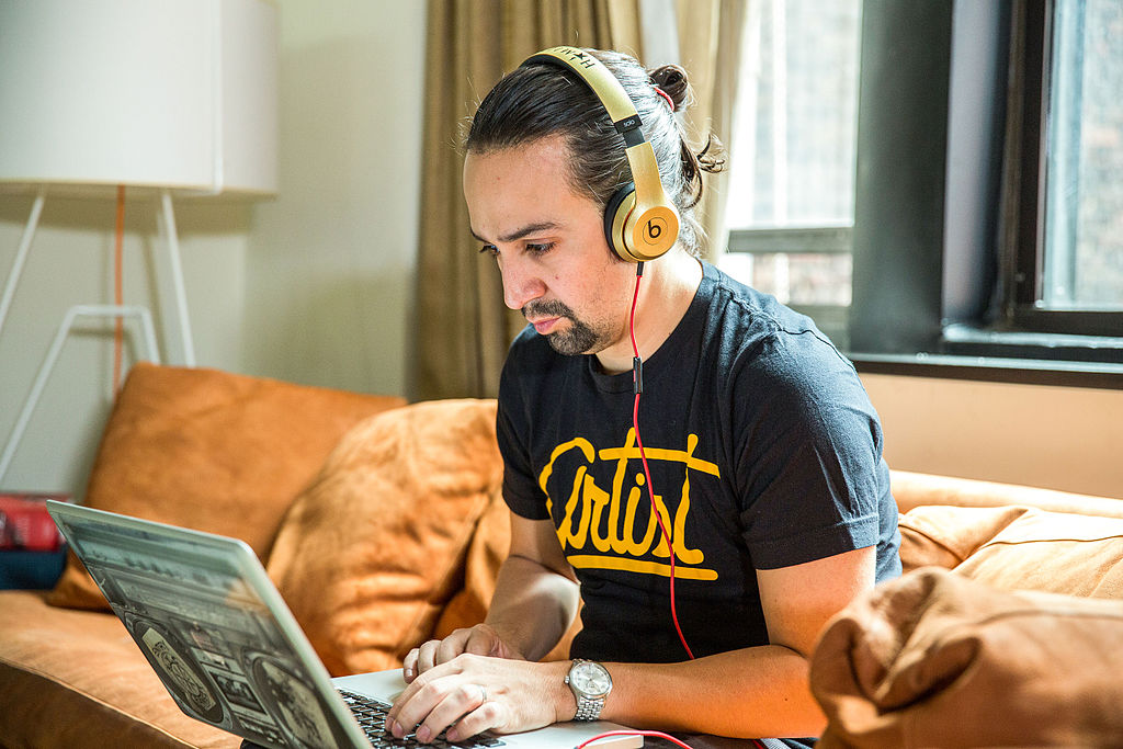 Lin-Manuel Miranda: Grown-up gifted kid