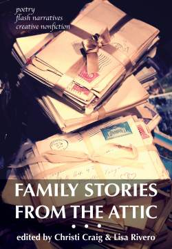 FAMILY STORIES front cover