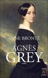 Book Cover: Agnes Grey