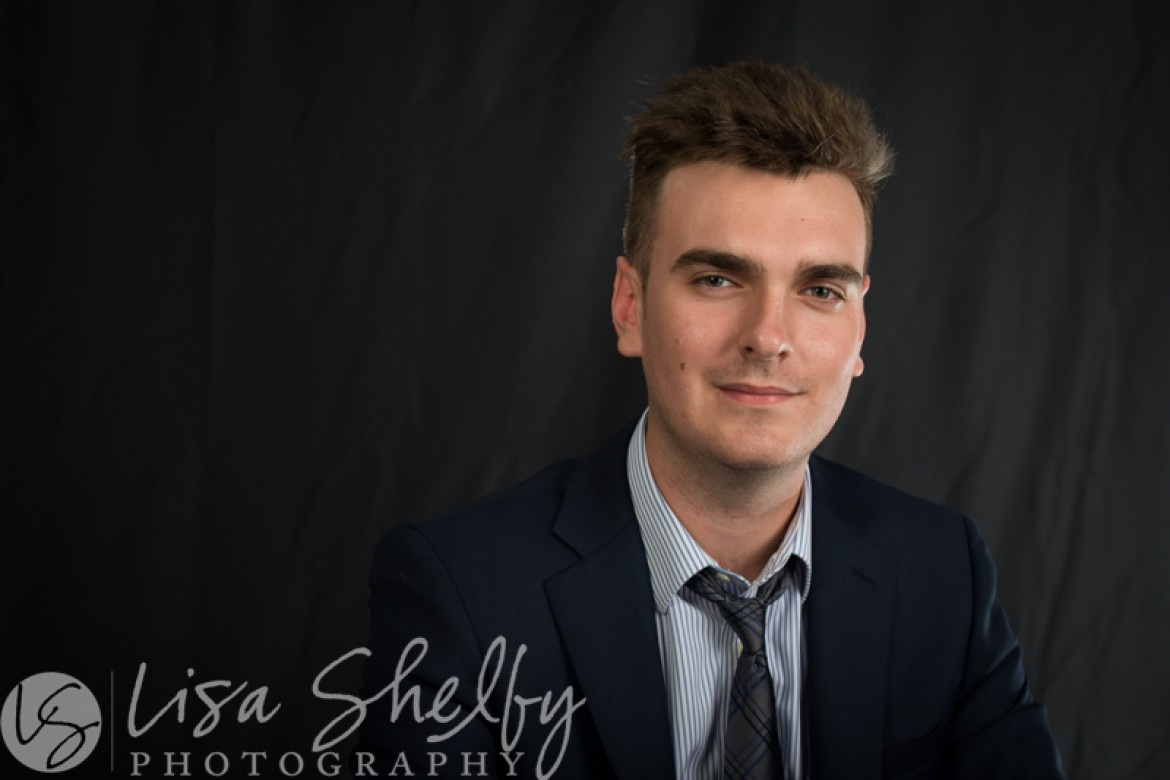 James' Studio Headshot Session