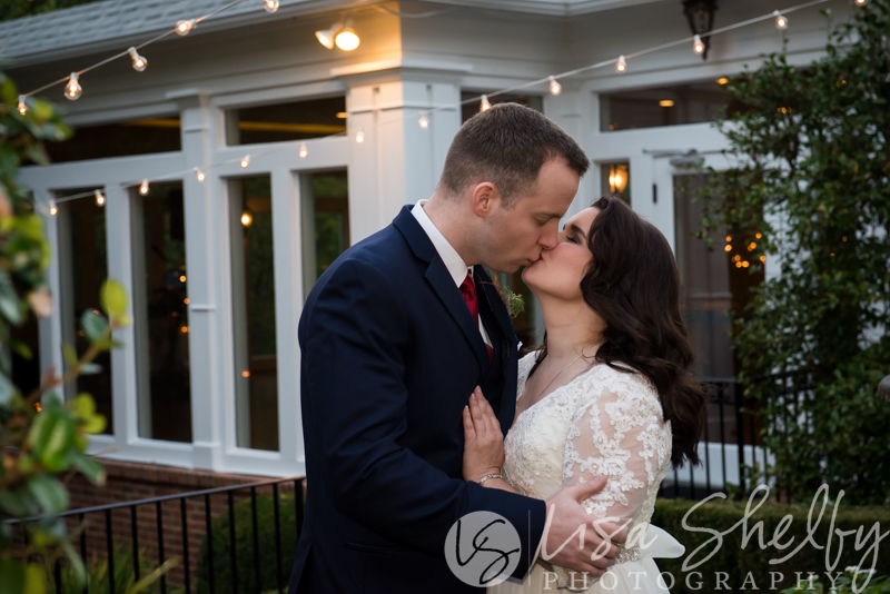 Stephanie + Daniel's Atlanta Wedding