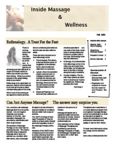 Fall 2005 Newsletter