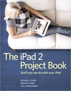 Cover of The iPad 2 Project Book