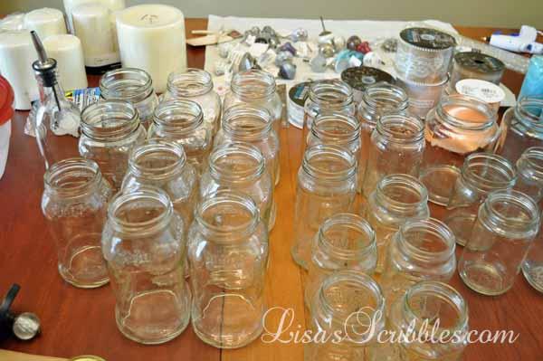 Glass Jar Upcycing001