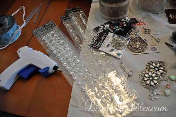 Glass Jar Upcycing004