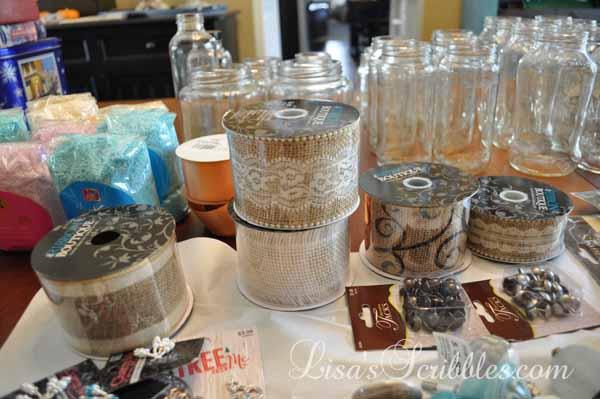 Glass Jar Upcycing005
