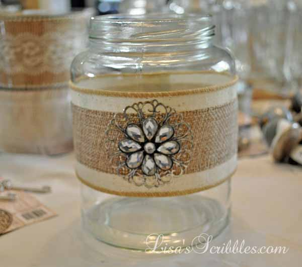 Glass Jar Upcycing009