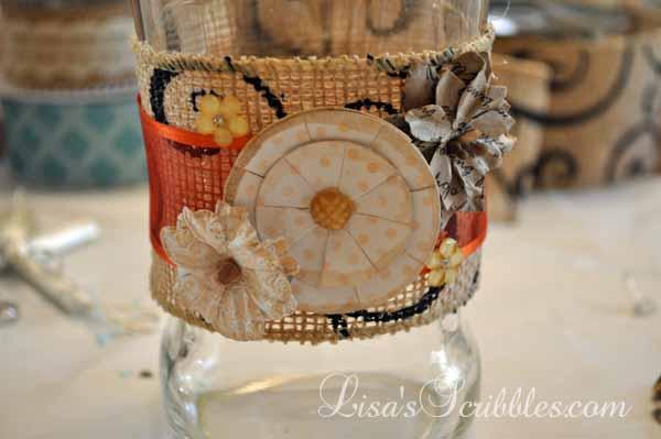 Glass Jar Upcycing017