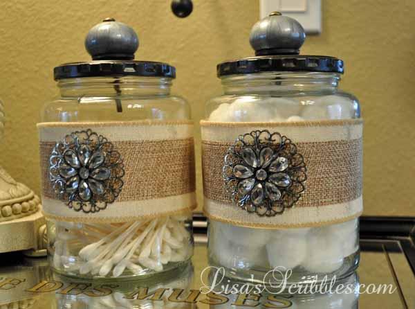 Glass Jar Upcycing024