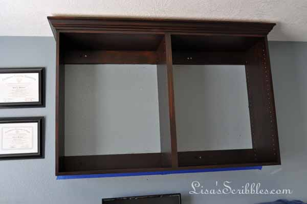 Great Gel Stained Cabinets
