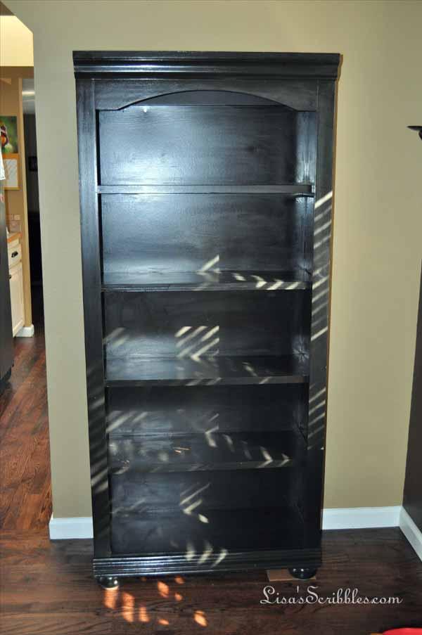 Cabinet and bookshelf003