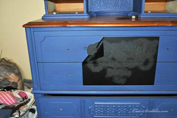 Dressers French Country Makeover042