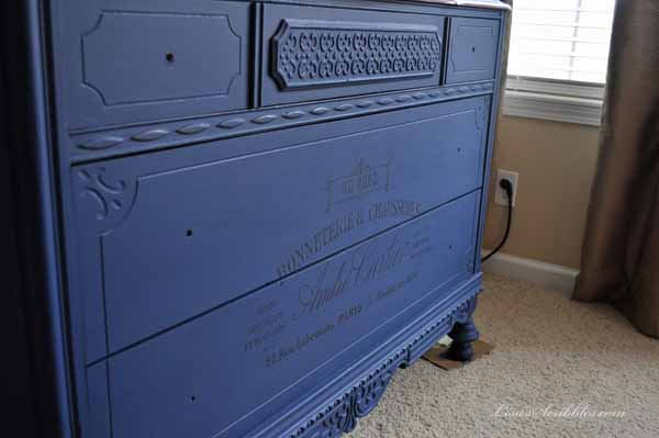 Dressers French Country Makeover058
