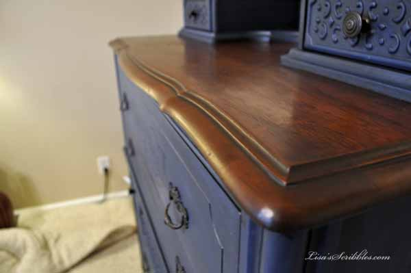 Dressers French Country Makeover063