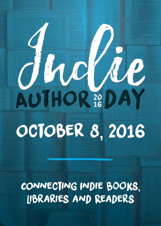 National Indie Author Day 10-8-16