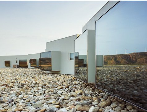 Hotel Aire de Bardenas in Spain , The Khooll