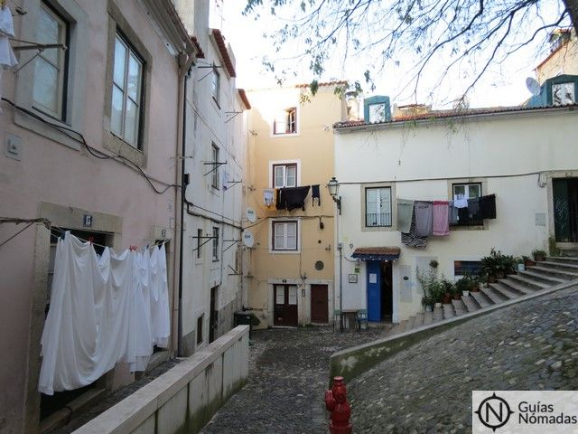 Barrio de Mouraria en Lisboa: la cuna del fado en Lisboa
