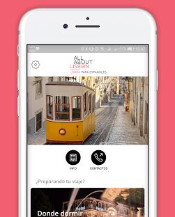 App Lisboa para Españoles