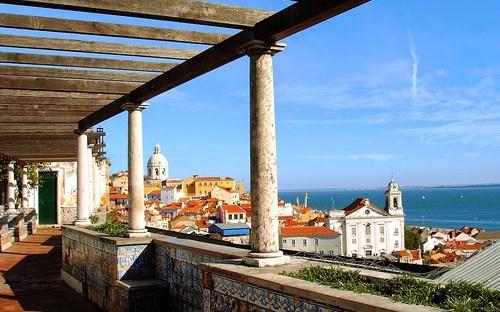 5 Miradores a no perder en Lisboa