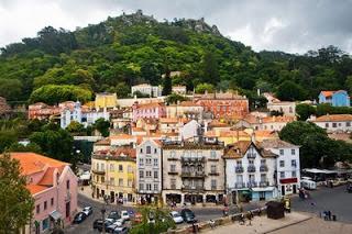 Pasear fuera de Lisboa