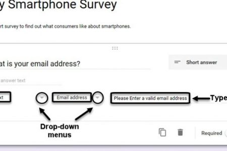 Best Free Fillable Forms » google forms survey template | Free ...