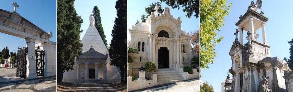 Cemitério dos Prazeres, Lisbonne