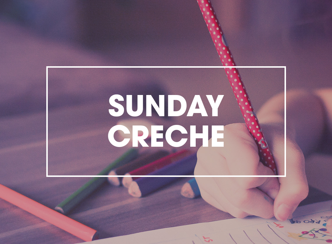 Sunday Creche at Lisburn City Church