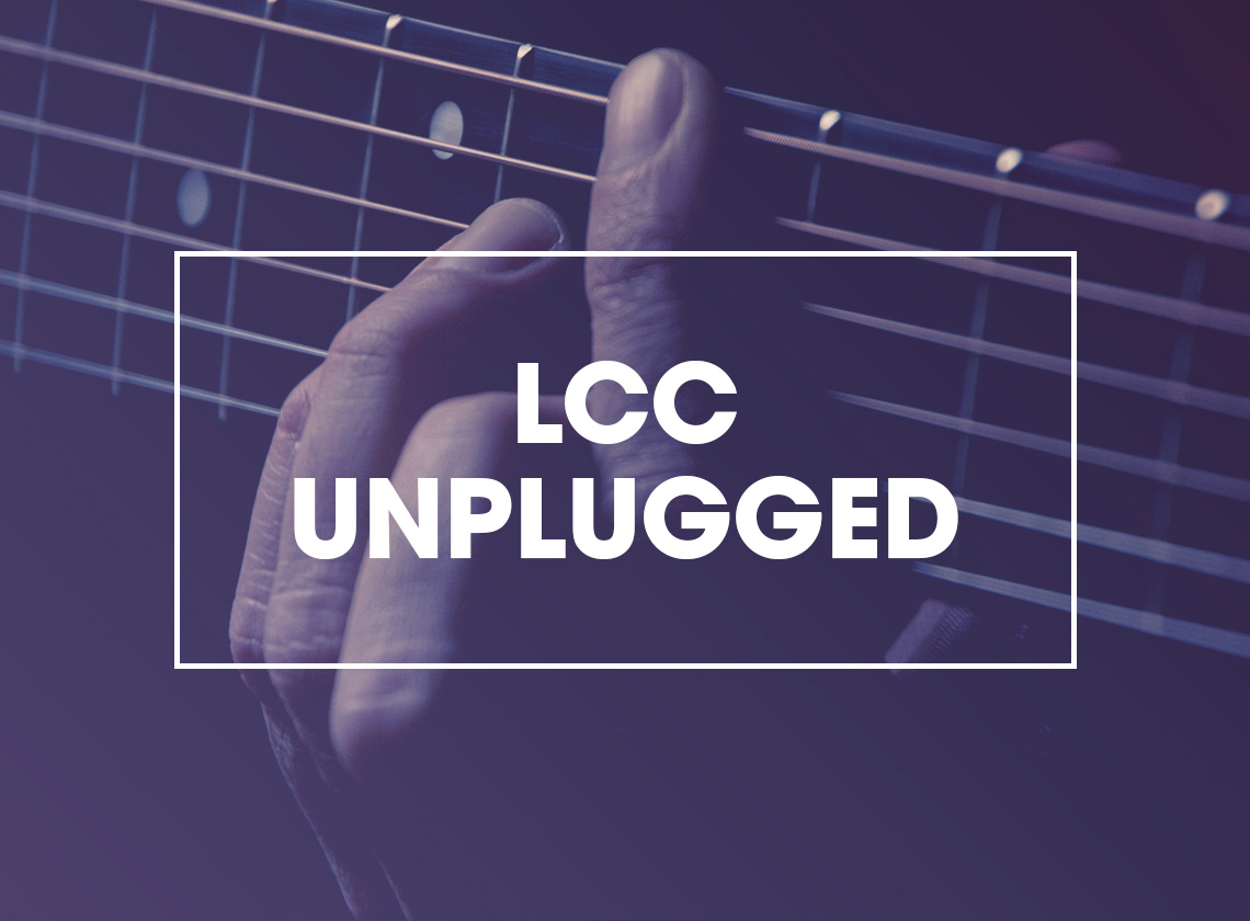 LCC Unplugged
