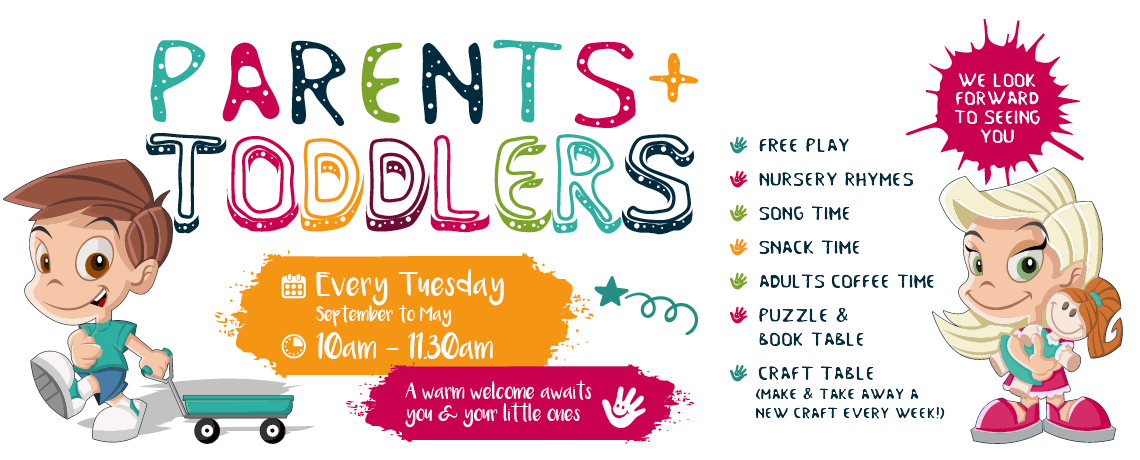 More about our parent and toddlers group.