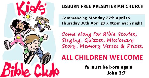 bible club