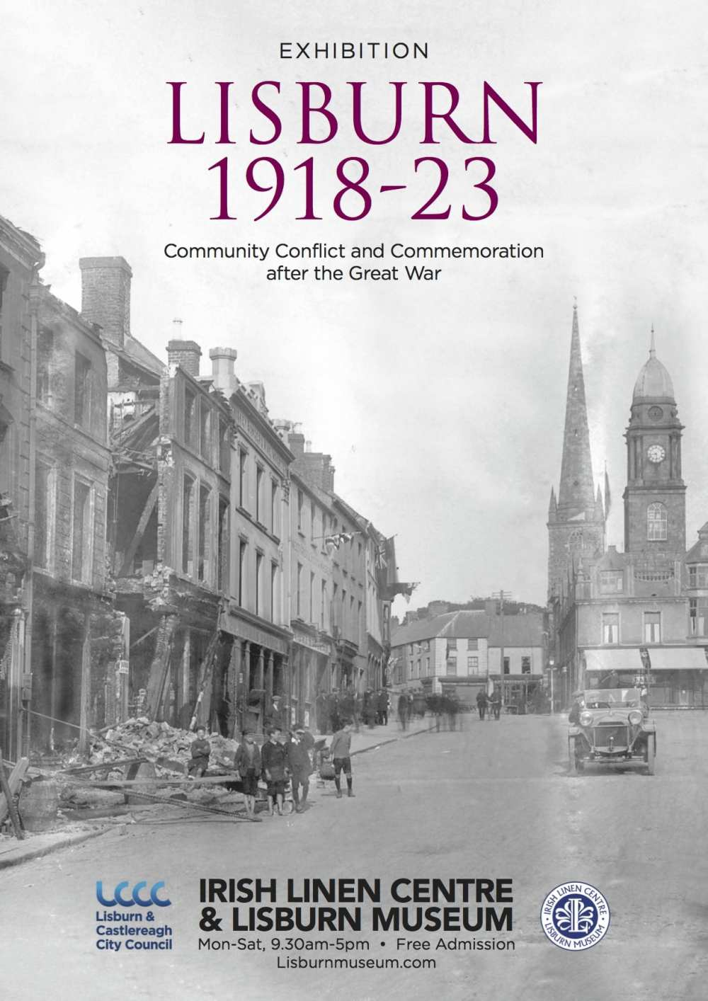 Lisburn-1918-23-Community-Conflict-and-Commemoration-after-the-Great-War-exhibition-irish-linen-centre-lisburn-museum
