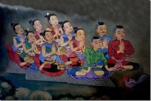 Impact méditation collective