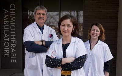 Cancer du sein : une prise en charge optimisée dans la région