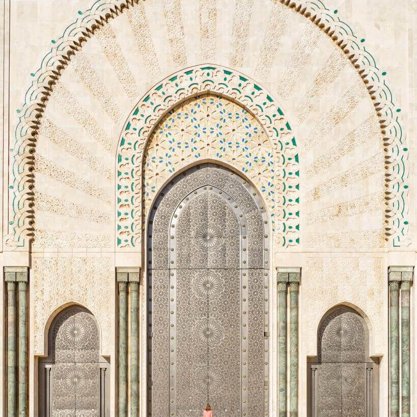 casablanca-hassan-II-door