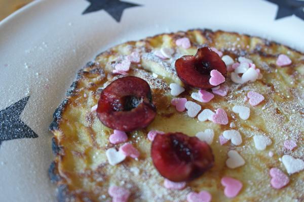 cherry-pancake