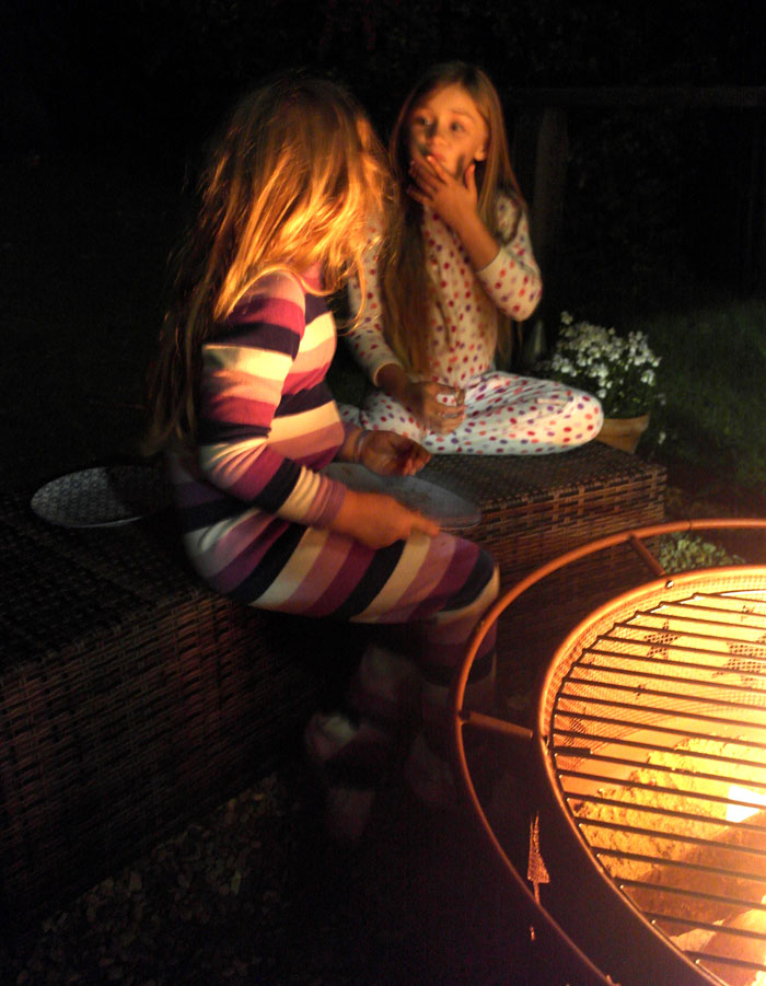 campfire-kids