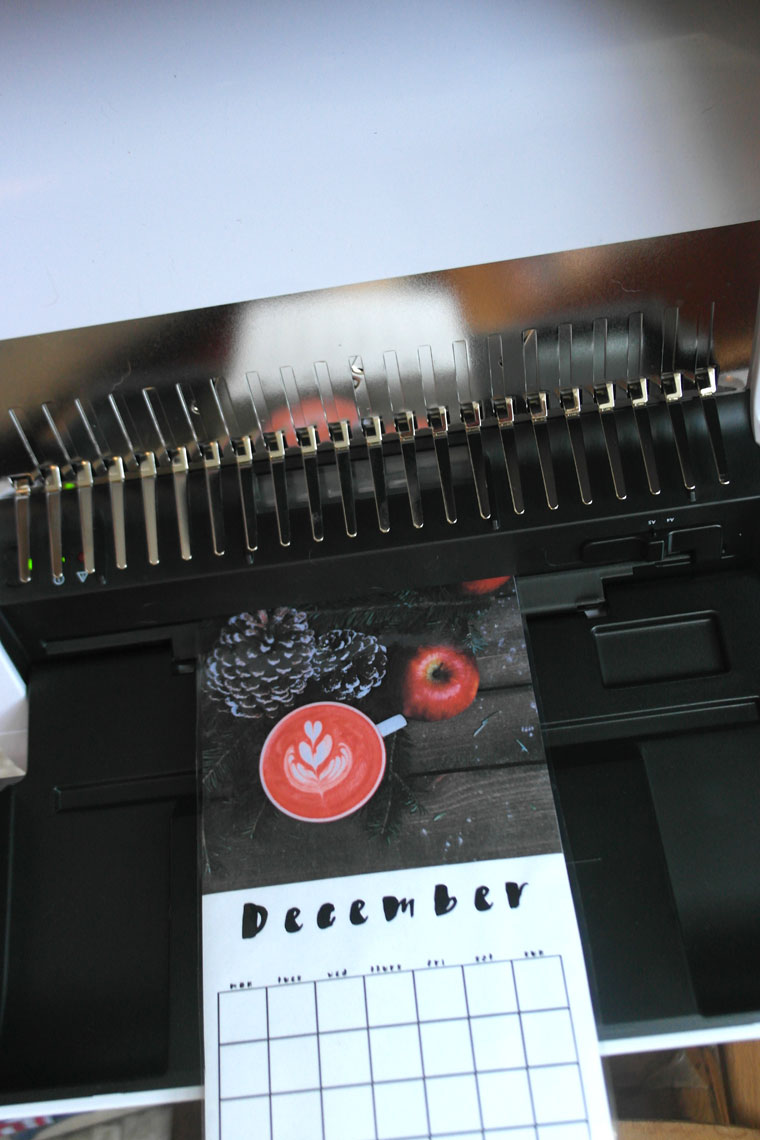 Diy Calendar Binding : Craft diy reuseable calendar lish concepts