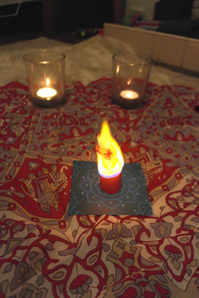 burning-flying-wish-paper