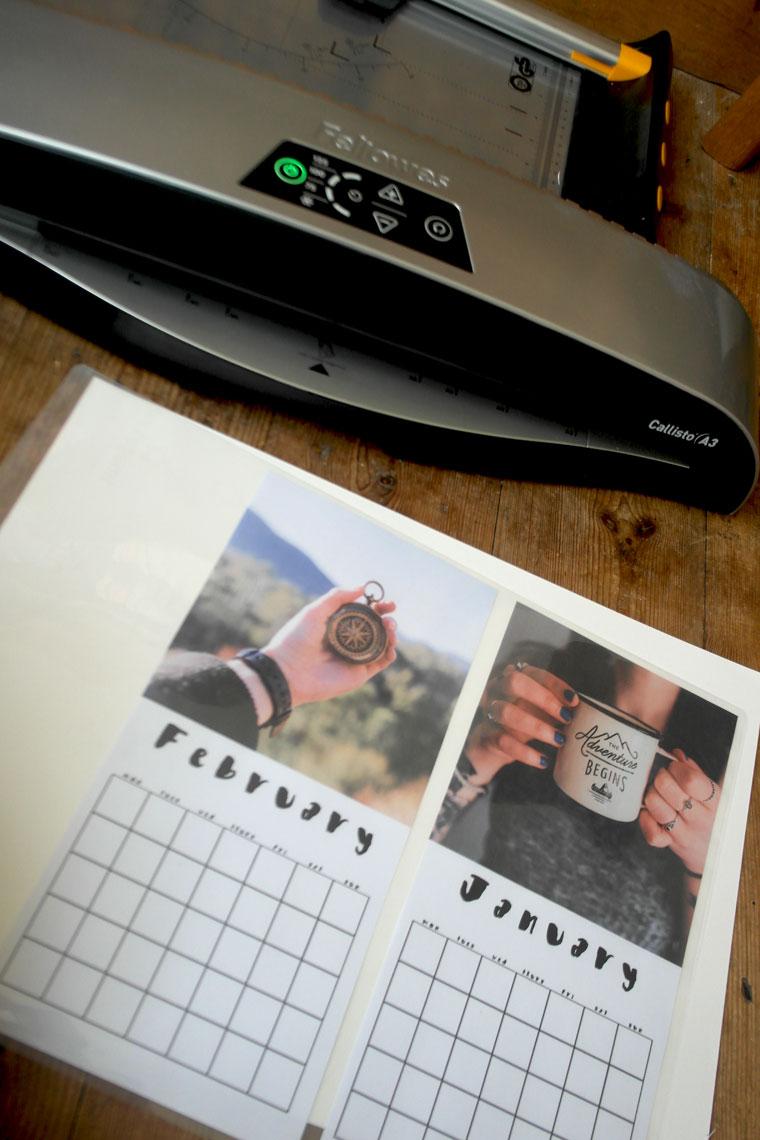 calendar-making