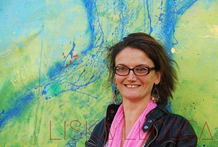 Article de Horizons du 23/09/2014 : « Liska Llorca, plasticienne habitée »