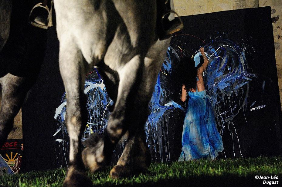 Percheron International : Le Percheron par Liska Llorca