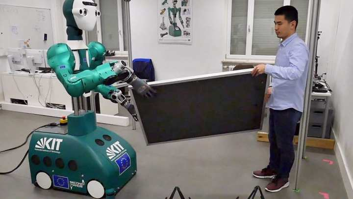 Robots that anticipate what you need