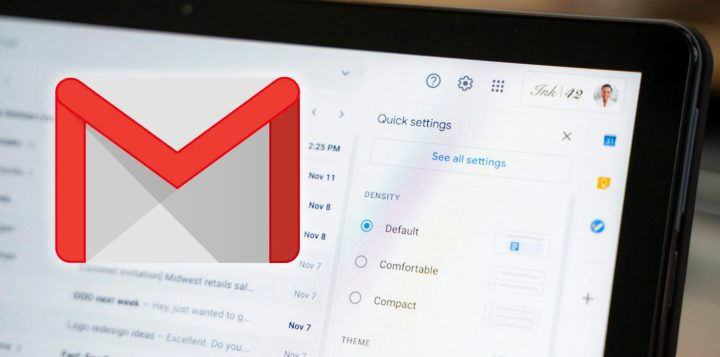 Easy access with Gmail