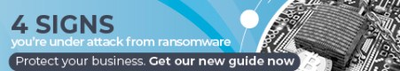 Attacks from ransomware